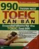 Ebook 990 thành ngữ TOEIC căn bản: Phần 2