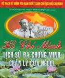 Ebook Hồ Chí Minh - Lịch sử đã chứng minh chân lý của Người: Phần 2 - Đỗ Hoàng Linh, Phạm Hoàng Điệp
