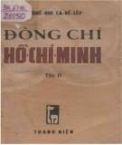 Ebook Đồng chí Hồ Chí Minh (Tập 2): Phần 1 - Epghenhi Cabêlép