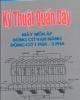 Ebook Kỹ thuật quấn dây - Máy biến áp động cơ vạn năng, động cơ 1 pha, 3 pha - Trần Duy Phụng