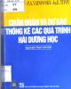 Ebook Chẩn đoán và dự báo thống kê các quá trình hải dương học: Phần 2 - NXB ĐH Quốc gia Hà Nội