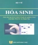 Ebook Hóa sinh: Phần 1 – PGS.TS. Tạ Thành Văn (chủ biên)
