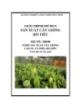 Giáo trình Sản xuất cây giống hồ tiêu - MĐ06: Nghề sản xuất cây giống cao su, cà phê, hồ tiêu