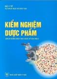 Ebook Kiểm nghiệm dược phẩm - PGS.TS. Trần Tử An (chủ biên)