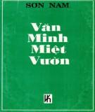 Ebook Văn minh miệt vườn: Phần 1