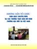Hướng dẫn tổ chức sinh hoạt chuyên môn tại các trường thực hiện mô hình trường học mới tại Việt Nam
