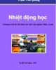 Ebook Nhiệt động học - Trịnh Văn Quang
