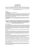 Tiêu chuẩn Quốc gia TCVN 2685:2008