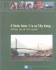 Ebook Chiến lược Cơ sở hạ tầng - Những vấn đề liên ngành: Phần 1 - Ngân hàng Thế giới tại Việt Nam