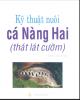 Ebook Kỹ thuật nuôi cá nàng hai - Đoàn Khắc Độ