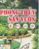 Ebook Phong thủy sân vườn - Lương Quỳnh Mai, Lý Thanh Trúc
