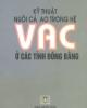Ebook Kỹ thuật nuôi cá ao trong hệ VAC ở các tỉnh đồng bằng - Phạm Văn Trang