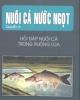 Ebook Nuôi cá nước ngọt (Quyển 3) - Bùi Huy Cộng, Đỗ Đoàn Hiệp