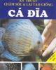 Ebook Kỹ thuật chăm sóc & lai tạo giống cá Đĩa - PTS. Nguyễn Minh