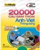 Ebook 20000 câu đàm thoại Anh - Việt thông dụng: Phần 2