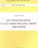 Ebook  Tiêu chuẩn ngành 14 TCN 40 – 2002: Phần 1 – Bộ Nông nghiệp và phát triển nông thôn