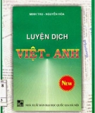 Ebook Luyện dịch Việt - Anh