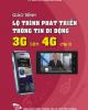 Giáo trình Lộ trình phát triển thông tin di động 3G lên 4G: Tập 3 - TS. Nguyên Phạm Anh Dũng