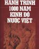 Ebook Hành trình 1000 năm kinh đô nước Việt - NXB Lao động