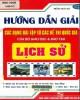 Ebook Hướng dẫn giải các dạng bài tập từ các đề thi Quốc gia Lịch sử: Phần 1 - Trần Thái Hà