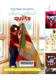 Better homes and gardens cherished quilts for babies and kids