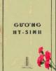Ebook Gương hy sinh - Nguyễn Hiến Lê
