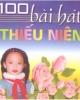 Ebook 100 Bài hát thiếu niên nhi đồng - Nguyễn Thụy Kha
