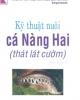 Ebook Kỹ thuật nuôi cá Nàng Hai (thát lát cườm) - Đoàn Khắc Độ