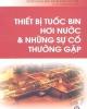 Ebook Thiết bị tuốc bin hơi nước và những sự cố thường gặp - Phạm Lương Tuệ