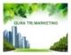 Bài giảng Giới thiệu môn Quản trị marketing