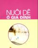 Ebook Nuôi dê ở gia đình: Phần 1 - KS. Nguyễn Khắc Thi