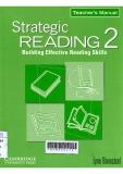 Strategic reading 2 : Building effective reading skills