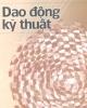 Ebook Dao động kỹ thuật - GS.TSKH. Nguyễn Văn Khang