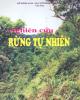 Ebook Nghiên cứu rừng tự nhiên: Phần 1 - Đỗ Đình Sâm, Nguyễn Hoàng Nghĩa (chủ biên)