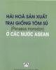 Ebook Hài hòa sản xuất trại giống tôm sú (Penaeus monodon) ở các nước ASEAN: Phần 1 - NXB Nông nghiệp