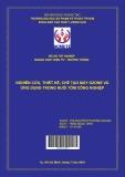 Nghiên cứu, thiết kế, chế tạo máy Ozone và ứng dụng trong nuôi tôm công nghiệp
