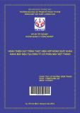 Hoàn thiện quy trình thực hiện hợp đồng xuất khẩu hàng may mặc tại công ty cổ phần may Việt Thắng