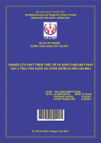 Nghiên cứu phát triển thiết kế và hoàn thiện máy PHAYCNC 4 trục ứng dụng gia công nhôm và kim loại màu