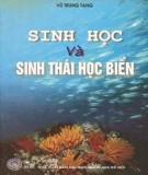 Giáo trình Sinh học và Sinh thái học biển: Phần 1