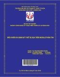 Điều khiển và giám sát thiết bị dựa trên MODULE phân tán