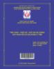 Tính toán - Thiết kế - Chế tạo hệ thống sấy phun với cơ cấu phun ly tâm
