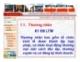 Bài giảng Pháp luật về thương mại hàng hóa và dịch vụ - GV. Phạm Đức Huy