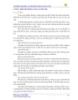 Giáo trình Quản lý bảo trì công nghiệp - Phần 9: Thực hiện hệ thống quản lý bảo trì