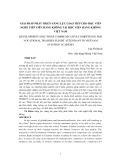 GIẢI PHÁP PHÁT TRIỂN NĂNG LỰC GIAO TIẾP CHO HỌC VIÊN NGHỀ TIẾP VIÊN HÀNG KHÔNG TẠI HỌC VIỆN HÀNG KHÔNG VIỆT NAM