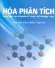 Ebook Hóa phân tích: Phần 1 - PGS.TSKH. Phan An (chủ biên)
