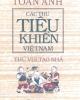 Ebook Các thú tiêu khiển Việt Nam: Thú vui tao nhã - Toan Ánh
