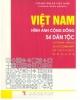 Ebook Việt Nam hình ảnh cộng đồng 54 dân tộc - NXB Thông Tấn
