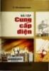 Ebook Bài tập cung cấp điện - TS. Trần Quang Khánh