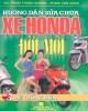 Ebook Hướng dẫn sửa chữa xe Honda đời mới - Tập 3: Hệ thống điện