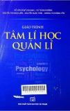 Giáo trình tâm lý học quản lí